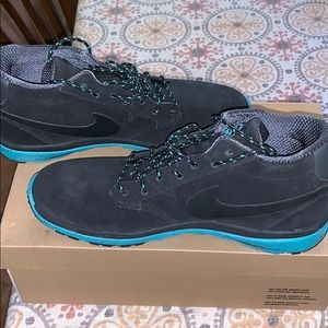 Men's Nike Lunar Braata Mid like new sz 12